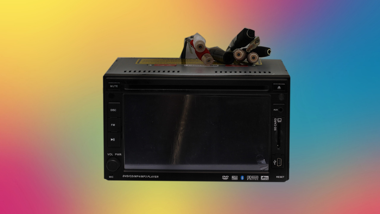 Автомагнитола 261 HD