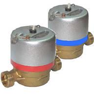 Счётчик горячей воды Apator JS 1,5 NK 15 мм с импульсным выходом