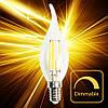 Светодиодная лампа Feron LB-69 4W E14 DIMMABLE