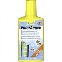 Tetra FilterActive 250ml - высокоактивные живые бактерии для аквариума