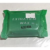 Воск для депиляции Extra Film Wax Aloe vera - 40 гр
