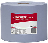 Katrin Clasic протирочная бумага в малых рулонах, 2 сл., 190 м