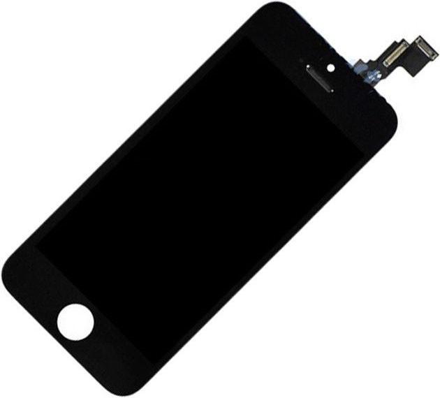 Модуль iPhone 5c black дисплей экран, сенсор тач скрин для телефона см