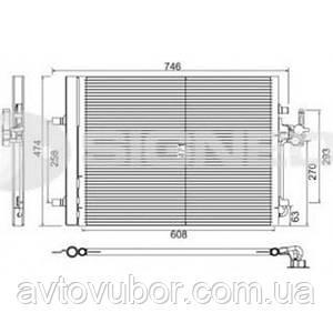 Радиатор кондиционера Ford S-MAX 06-09 RC940044 1405365