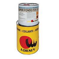 Adesiv Super Fondo F21  2х компонентная полиуретановая шлифуемая грунтовка для паркета