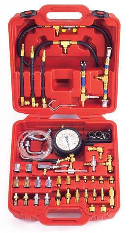 Тестер давления для бензиновых, инжекторных двигателей универсальный FORCE 946G1, фото 2