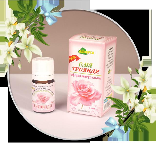 100 натуральное эфирное масло розы