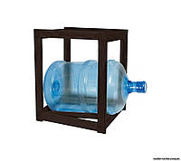 Подставка деревянная на 1 бутыль Венге