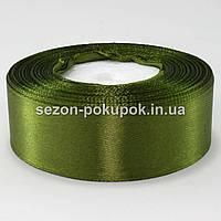 Лента атласная ширина 2,5 см (23 метра) цвет на фото