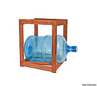 Подставка деревянная на 1 бутыль Вишня
