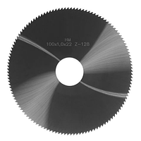 Твердосплавный пильный диск D=80x0,40x22 mm, 160 Zähne  Karnasch (Германия)
