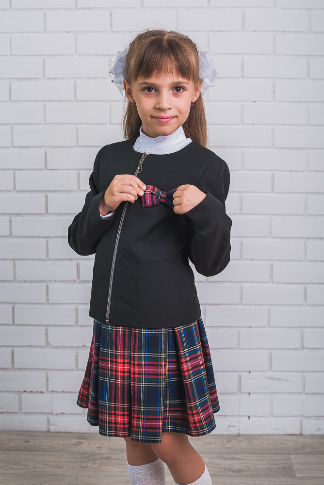 Школьная форма юбка жакет