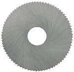 Твердосплавный пильный диск D=25x2,50x8 mm, 20 Zähne  DIN 1838B Karnasch (Германия)