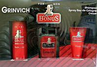 """Подарочный парфюмерно-косметический набор для мужчин """"Lux Bonus"""" - """"GRIINVICH"""", Хмельницкий"""