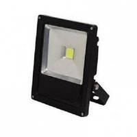 Прожектор LED 70W6500K IP65 COB 4500 LM LEMANSO чёрный/LMP2-70
