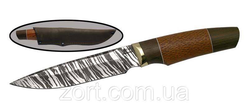 Нож с фиксированным клинком Гризли, фото 2