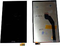 Дисплей (экран) + сенсор (тач скрин) HTC Desire 816G, black (оригинал)