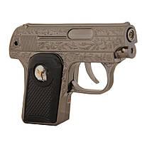 Зажигалка пистолет M-69 (маленький)