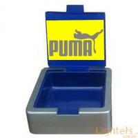 "Пепельница металл ""Puma"" PP182494"