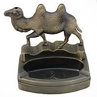 Пепельница с зажигалкой Верблюд. PP17013