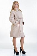 Женское демисезонное пальто Letta №20 (46-54)
