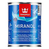 Алкидная Универсальная эмаль Миранол, Tikkurila MIRANOL 0,9л