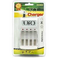 Зарядные устройства для аккумуляторов. Аккумуляторные батарейки. Зарядное устройство UFO KN-8003.