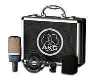 Микрофоны AKG C214, фото 1