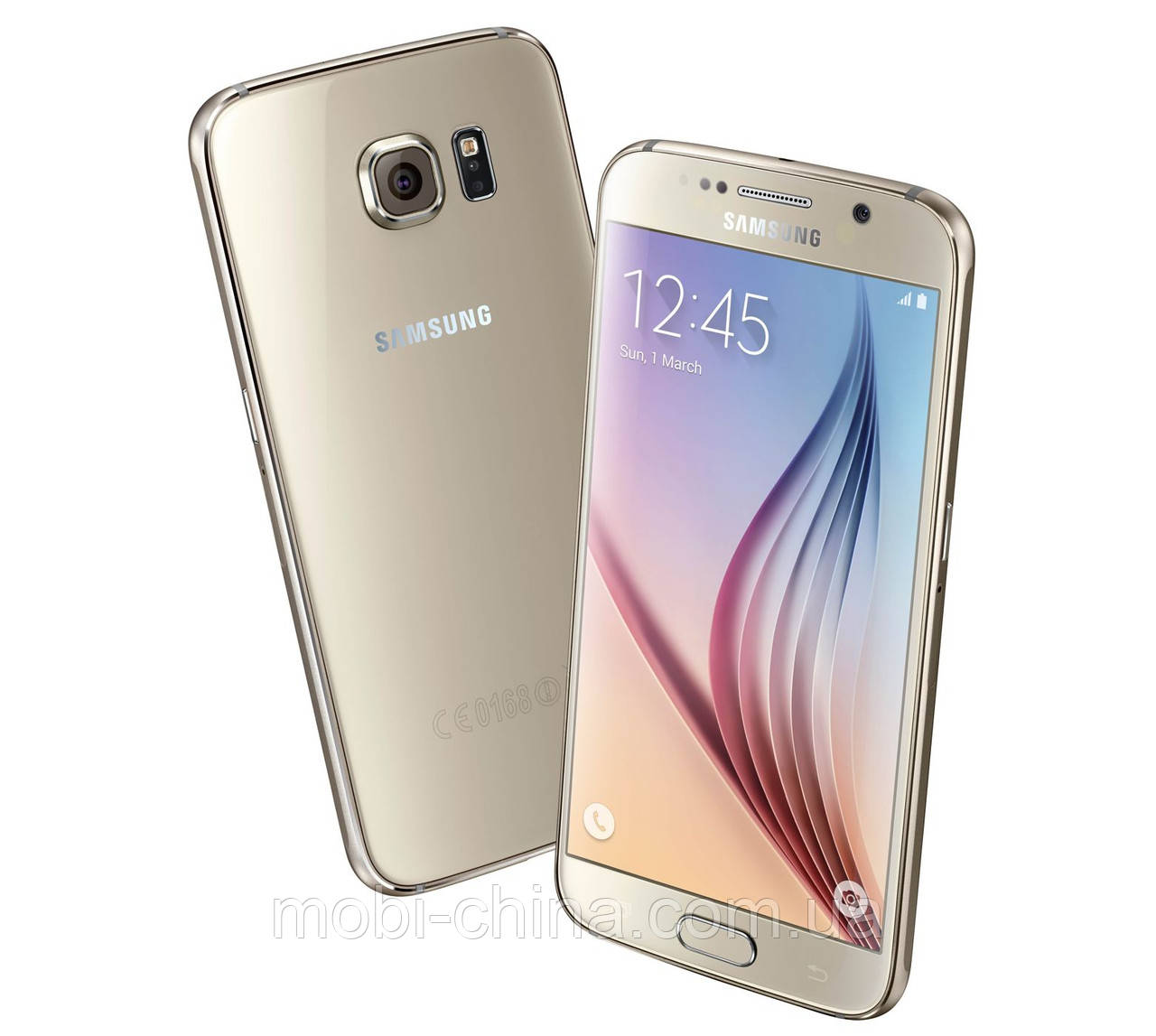 """Копия Samsung Galaxy S6 Android,Wi-Fi, Octa core, 8Gb  5"""" gold"""