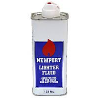 Бензин для зажигалки. Англия. Newport 133 ml ZA111