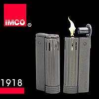 Фирменная бензиновая зажигалка imco 66000 Junior Black