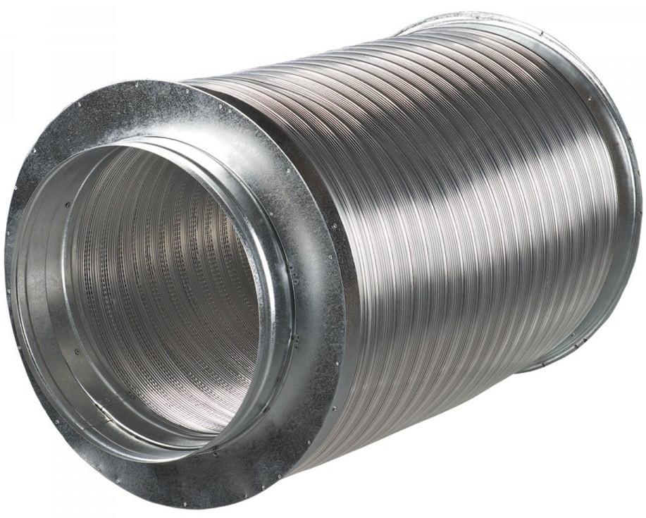 ВЕНТС СРФ 250/600 - шумоглушитель для круглого канала