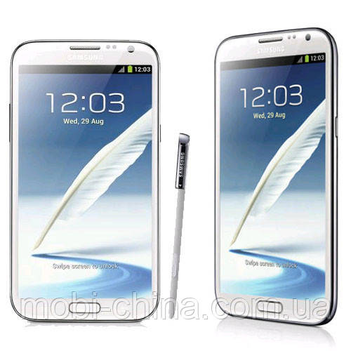 "Копия Samsung Galaxy Note II N7100 5,2"", Android,Wi-Fi, white"