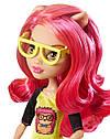 Кукла Monster High Хоулин Вульф (Howleen Wolf) из серии Geek Shriek Монстр Хай, фото 3