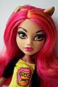 Кукла Monster High Хоулин Вульф (Howleen Wolf) из серии Geek Shriek Монстр Хай, фото 6