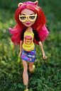 Кукла Monster High Хоулин Вульф (Howleen Wolf) из серии Geek Shriek Монстр Хай, фото 8