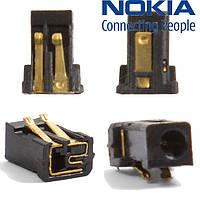 Коннектор зарядки для Nokia 6101 / 6103 / 6111, оригинал