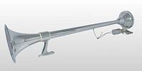 Сигнал воздушный с электроклапаном 12-24V. SL-1003