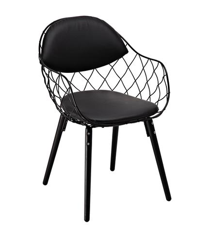 """Кресло """"Вики"""" (КЗ черный) (черный), фото 2"""