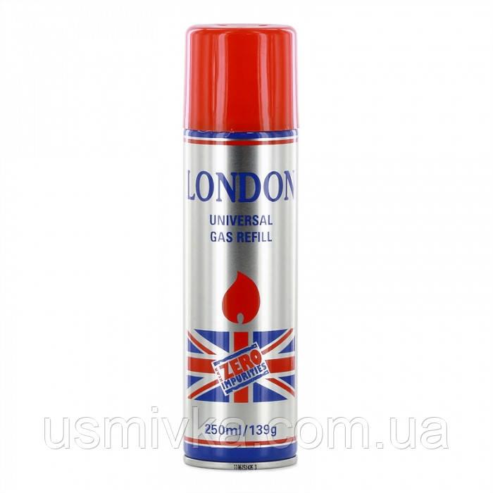 Газ London 250 ml ZA1950