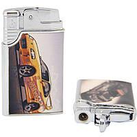 Оптовая зажигалка с фото разных машин.