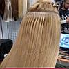 Коррекция Нарощенных Волос в Киеве Микрокапсульное Наращивание 200 капсул, фото 4
