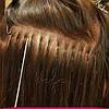 Коррекция Нарощенных Волос в Киеве Микрокапсульное Наращивание 200 капсул, фото 5