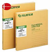 Рентгенпленка Fujifilm Super HR-U 35х35  (зеленочувствительная)