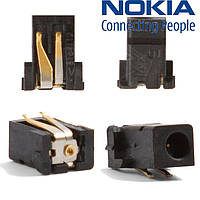 Коннектор зарядки для Nokia 6600f / 6600i / 6600s, оригинал