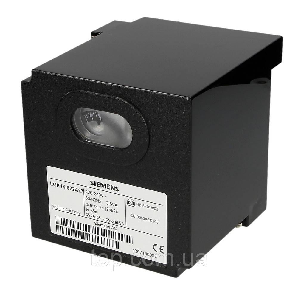 Блок управления LGK 16.635 A27