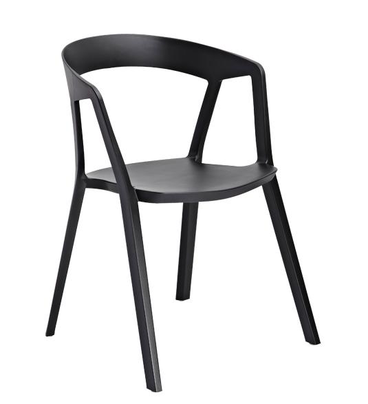 """Кресло """"Корнер"""" (ПЛ черный)"""