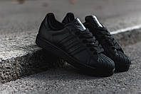 Кроссовки Adidas Superstar ll All Black