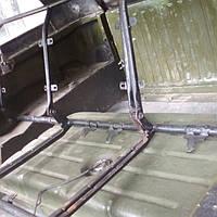 Каркас задних сидений УАЗ 469