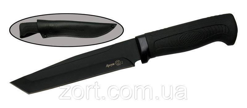 Нож с фиксированным клинком Аргун-2, фото 2